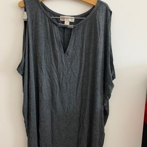 MK top cold shoulder